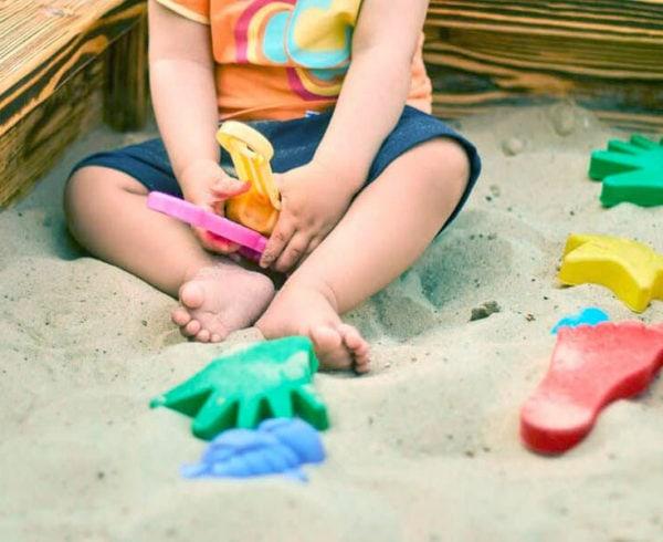 применение морского песка