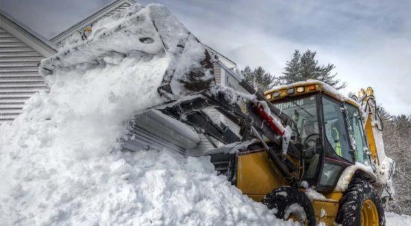 Вывоз снега 2